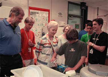 Summer Science Program For High School Students Expands Enrollment
