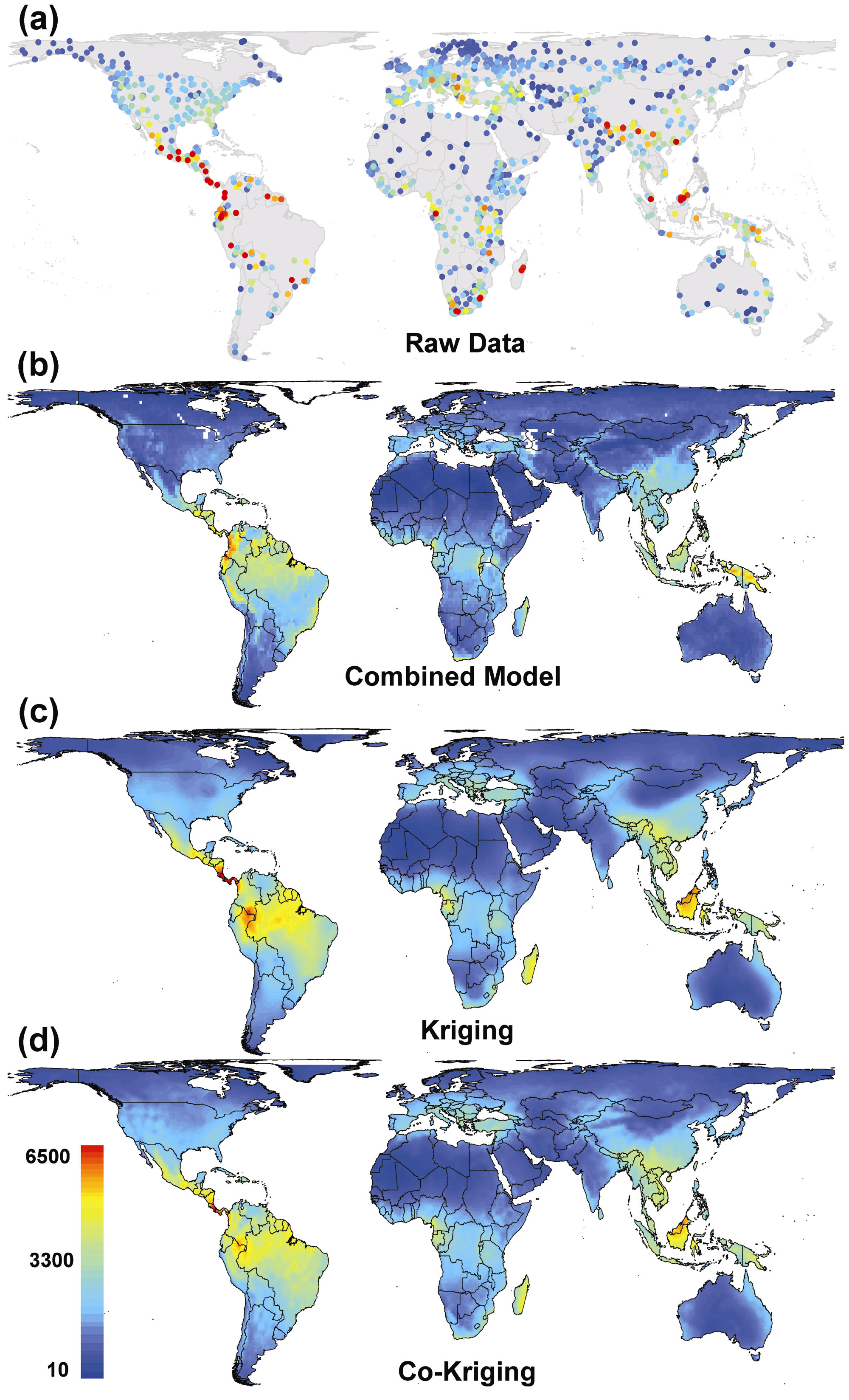 Global Biodiversity Map to Guide Plant Conservation