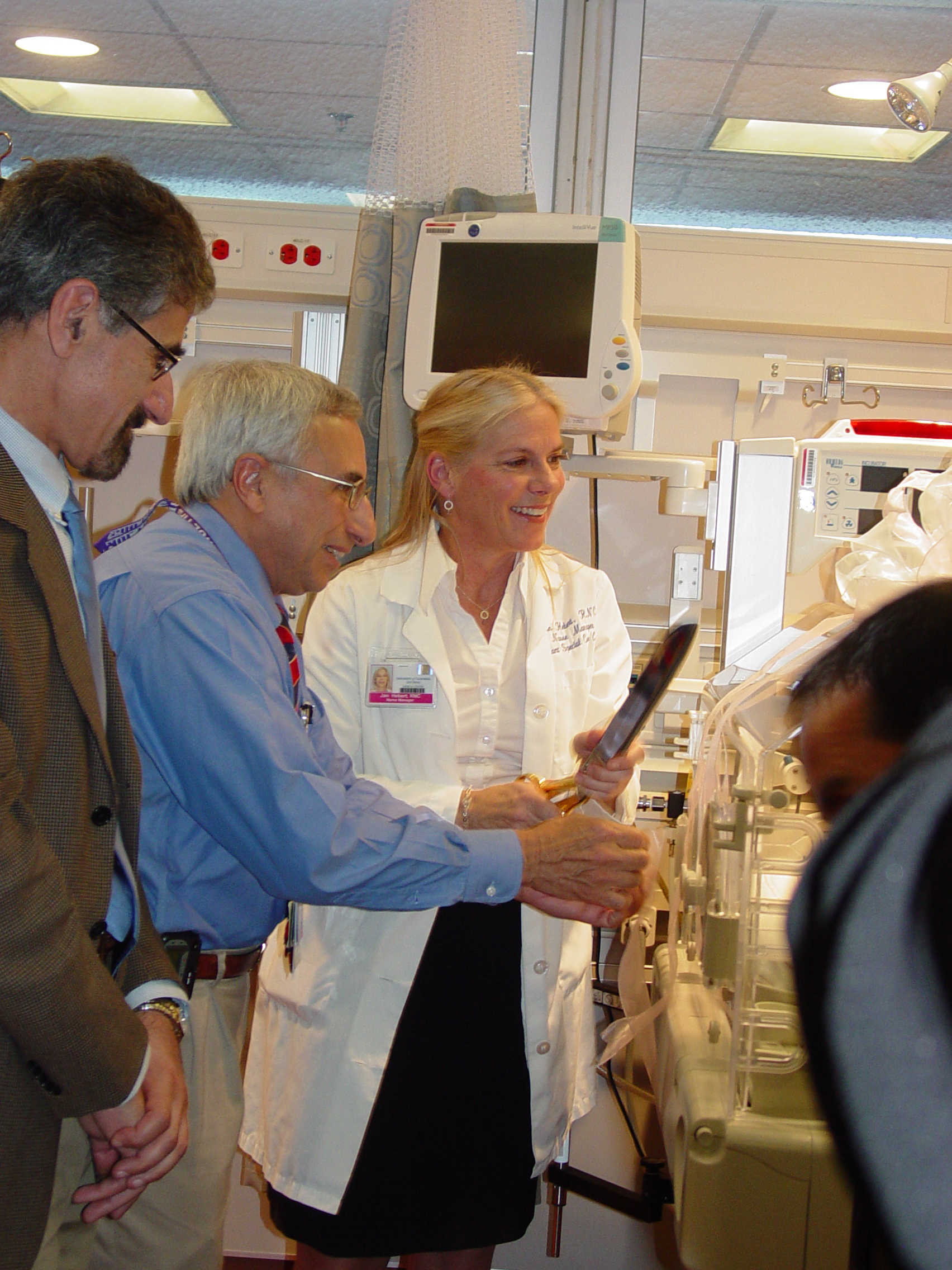 Uc San Diego Medical Center Expands Neonatal Intensive