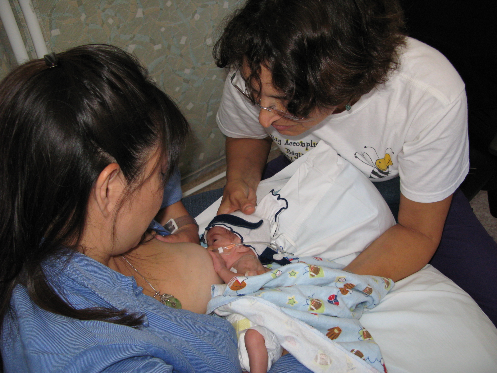 Uc San Diego Medical Center Studies Mystery Of Mothers Milk-8133