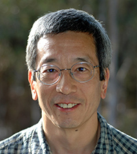 Photo of Roger Tsien