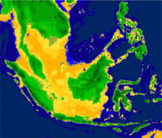 New Explanation for a Puzzling Biological Divide Along the Malay ...
