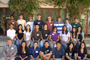 Photo of new and current UC San Diego Jacobs School Scholars