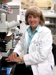 Photo of Patricia Thistlethwaite, MD, PhD
