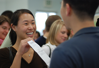 Medical Students Anxiously Await Residency Fate at Match Day