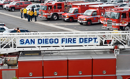 """Active Shooter"""" Drill at UC San Diego Tests Campus Teams and"""