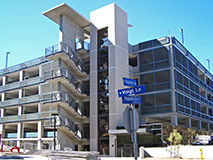 Hopkins Parking Structure (Photo / Victor W. Chen)