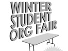 Winter Student Org Fair