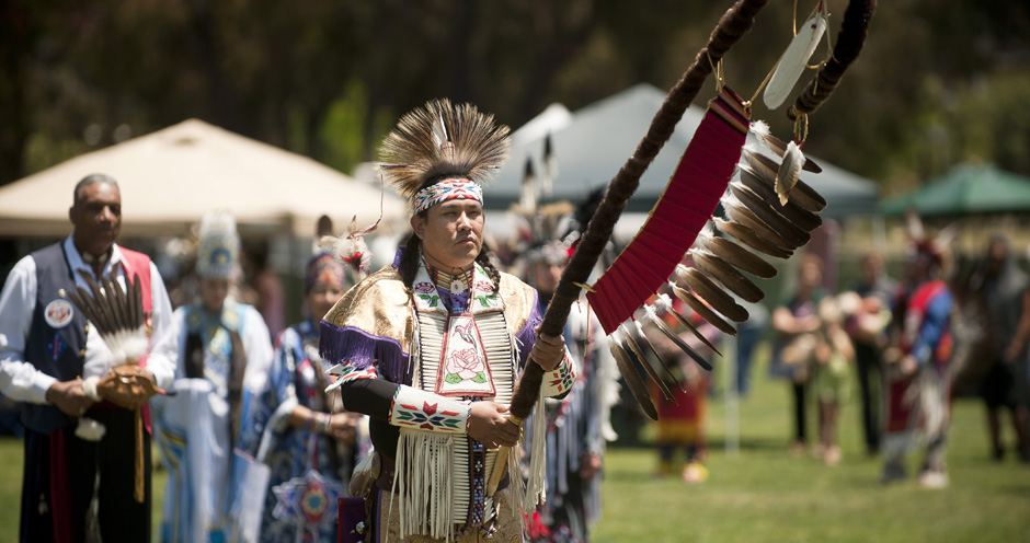 The 1st Annual UCSD Powwow took place on Muir Field Saturday, May 21st hosted by the UC San Diego chapter of Native American Student Alliance (NASA).<br/><br /><em>Photos by Erik Jepsen</em>