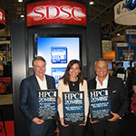 SDSC/UC San Diego Achieves a Hat Trick with 2014 HPCwire Awards