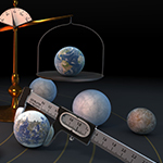 TRAPPIST-1 Family of Planets: Rocky Through and Through? - UC San Diego Health