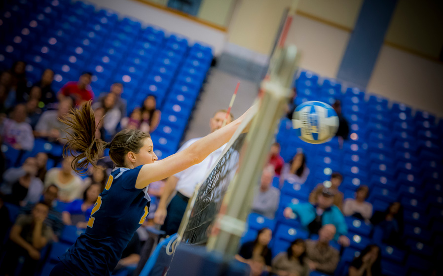 The Tritons out-blocked Sonoma State 11-8 as sophomore Sara McCutchan had seven at Rimac Arena. Coach Ricci Luyties' women's volleyball team made it to the NCAA playoffs for the 32nd time in 33 years.