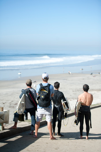 UC San Diego Rides Wave of Recognition as Top Surfing School