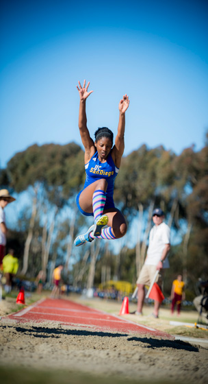 For the third year in a row, the UC San Diego track and field teams closed the book on the 2013 CCAA Track & Field Championships on Saturday with the women finishing in second place and the men taking home third.