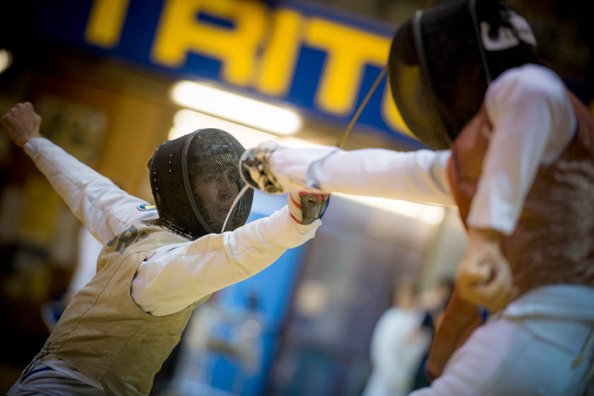 The UC San Diego fencing team won their ninth consecutive Intercollegiate Fencing Conference of Southern California (IFCSC) championships on both the men's and women's sides.