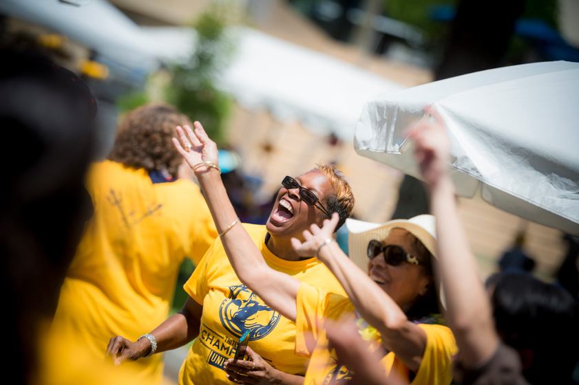 An annual tradition to honor the commitment and contributions of UC San Diego staff members, this year's All Staff Picnic was a hit with more than 3,000 people in attendance. <br><br>Photos by Erik Jepsen/UC San Diego Publications