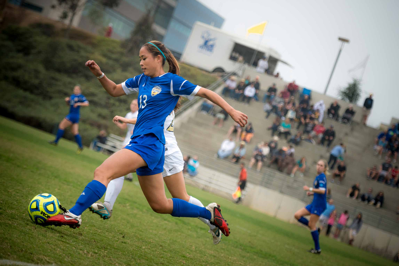 UC San Diego Launches New Athletic Scholarships