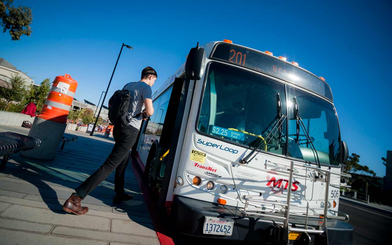 Regional Transportation Projects to Transform Access to Campus