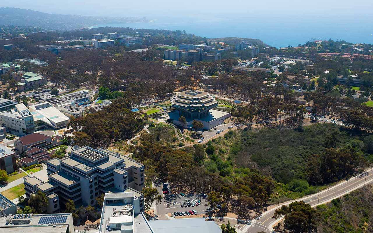 New Rankings Name UC San Diego 14th Best University in World