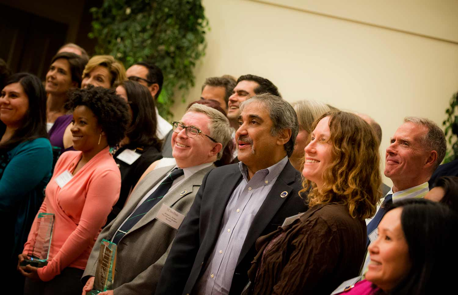 Photo: Annual Diversity Awards UC San Diego 2015