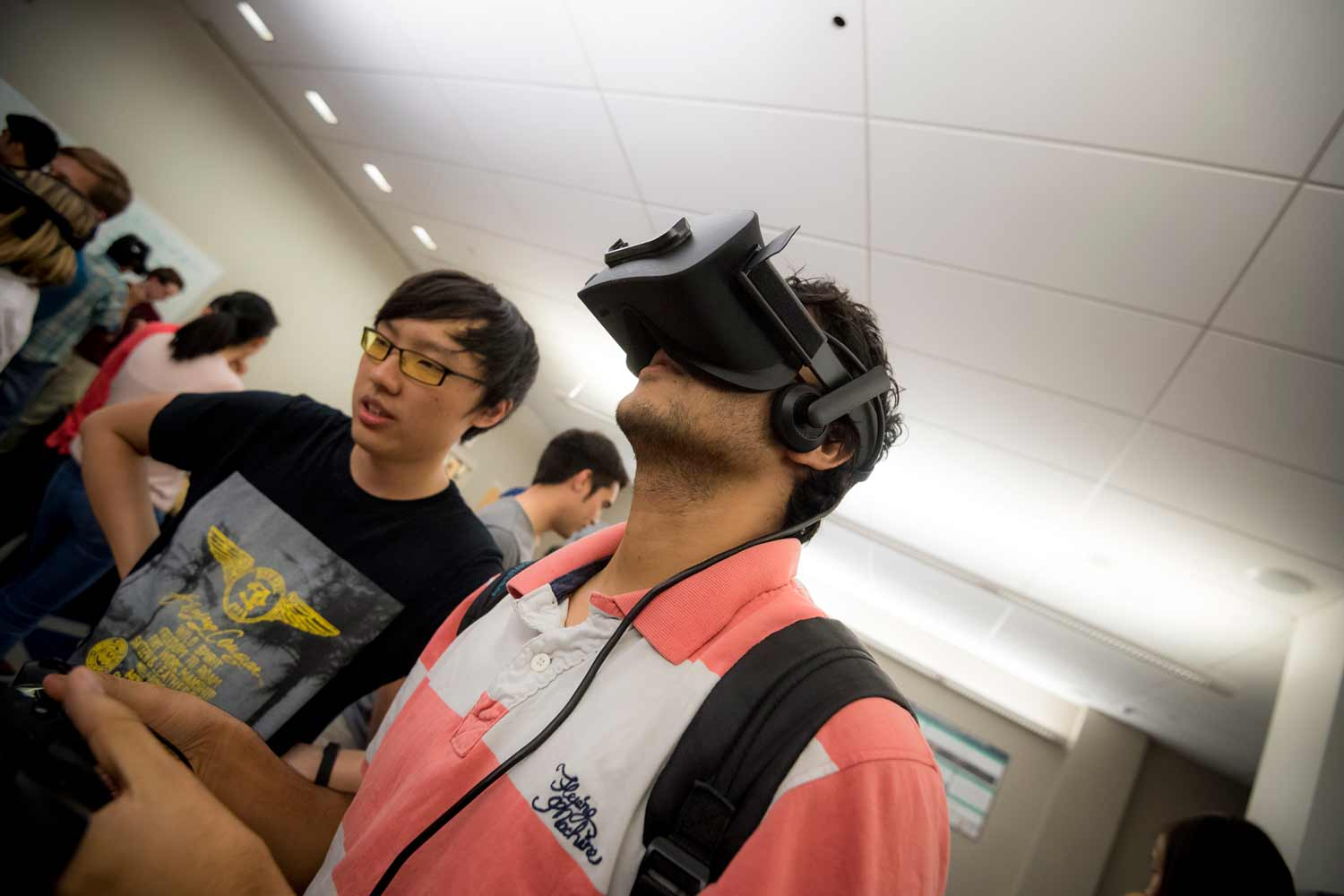 Virtual Reality Lab UC San Diego