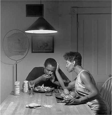 "Image: ""Untitled"" (Eating Lobster)"