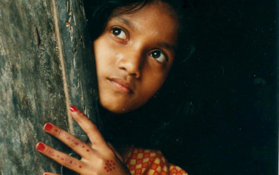 <p>Child brides in Rayer Bazar, Dhaka, Bangladesh. Images courtesy of MH Kawsar.</p>
