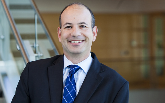 <p>Karim Kader, MD, PhD, urologic surgeon at UC San Diego Health System.</p>