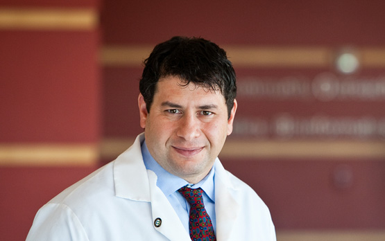 <p>Ithaar Derweesh, MD, urologic oncologist, UC San Diego Moores Cancer Center.</p>