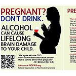 Local Bars and Restaurants Urge Pregnant Women Not to Drink