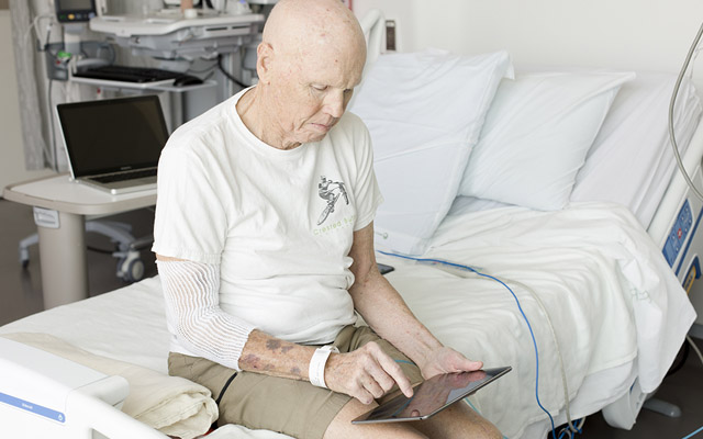 Uc San Go Health Prioritizes Patient Experience With Ipad And Le Tv