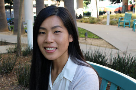 July Lee UC San Diego