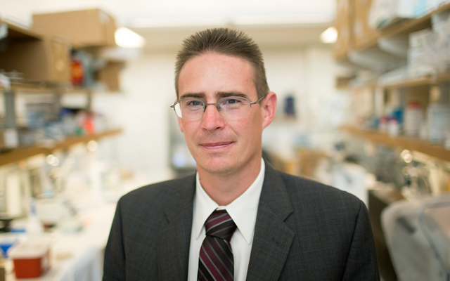 UC San Diego PhD researcher Rob Knight