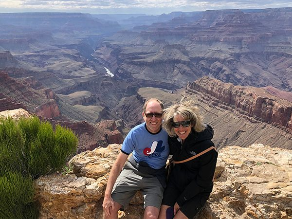 Levines at Grand Canyon