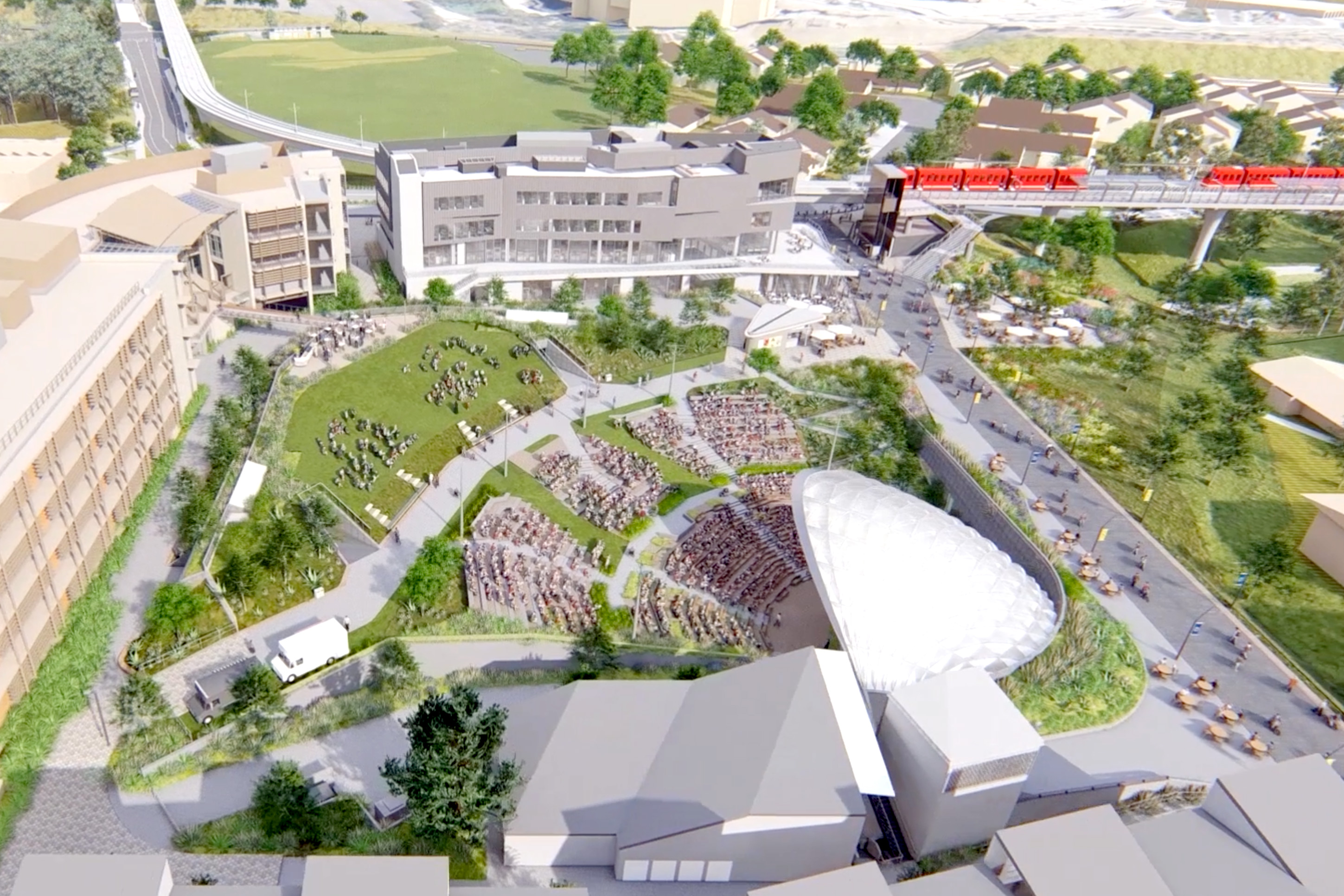 Daniel and Phyllis Epstein Donate $10 Million for State-of-the-Art Amphitheater at UC San Diego