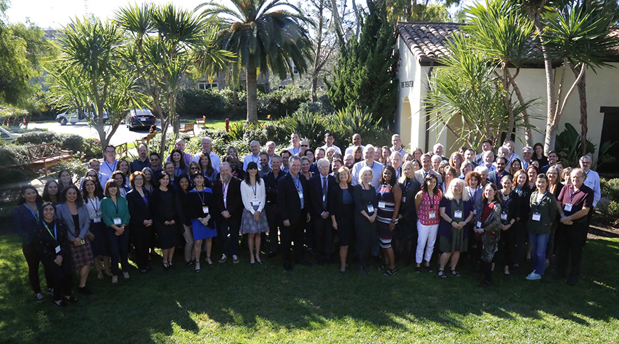 Group photo ABCD annual meeting 2019