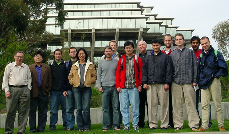 fellow members of the Pentagon-funded project