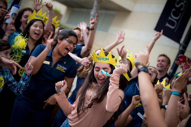 UC San Diego Admits 38,954 New Freshmen and Transfers, San Diego Region Students on the Rise