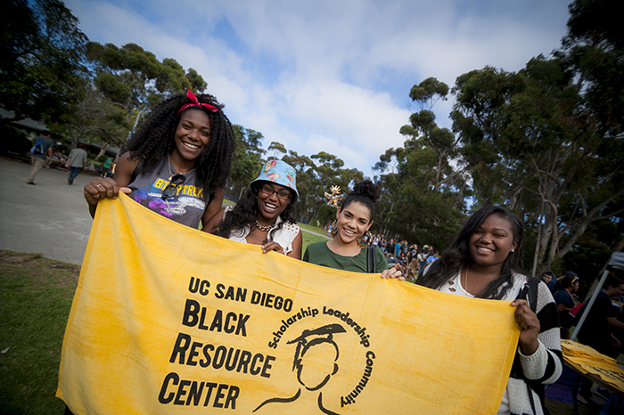 UC San Diego Black Resource Center