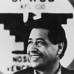 Labor and Civil Rights Leader César E. Chávez Center of Series of UC San Diego Events