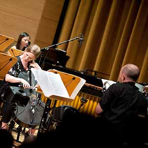 Steven Schick Named Inaugural Holder of UC San Diego Reed Family Presidential Chair in Music