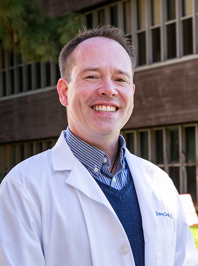 UC San Diego translational research virologist Davey Smith, M.D., M.A.S.