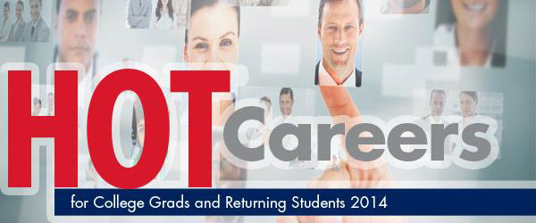 Hot Careers 2014