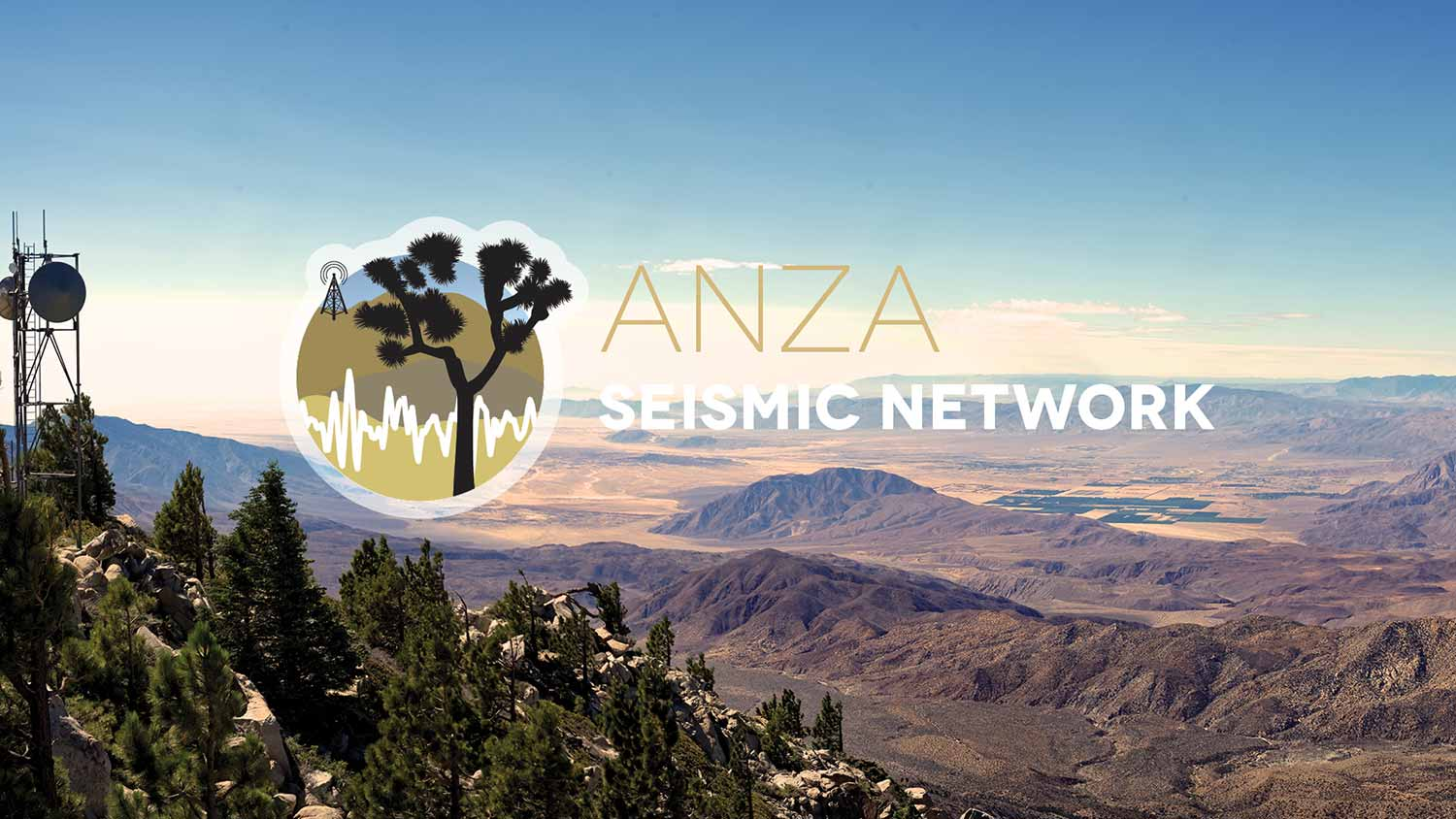 Image: ANZA Seismic Network