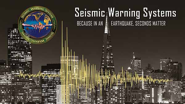 Image:  Seismic Warning Systems