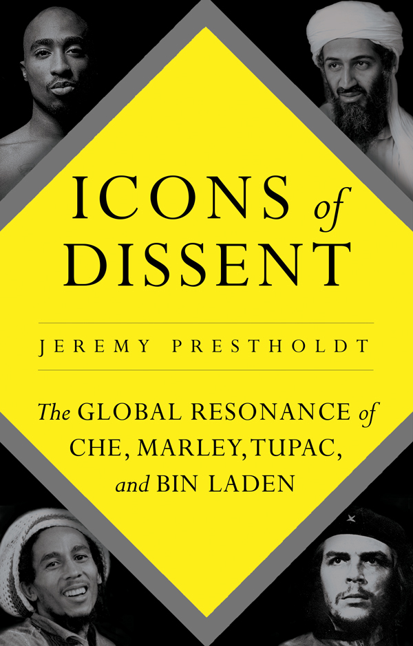 Icons Dissent cover