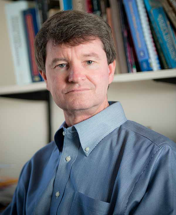 Image: John Wixted, professor of psychology in the UC San Diego Division of Social Sciences