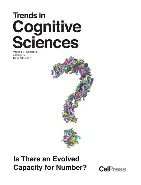 Trends in Cognitive Science cover