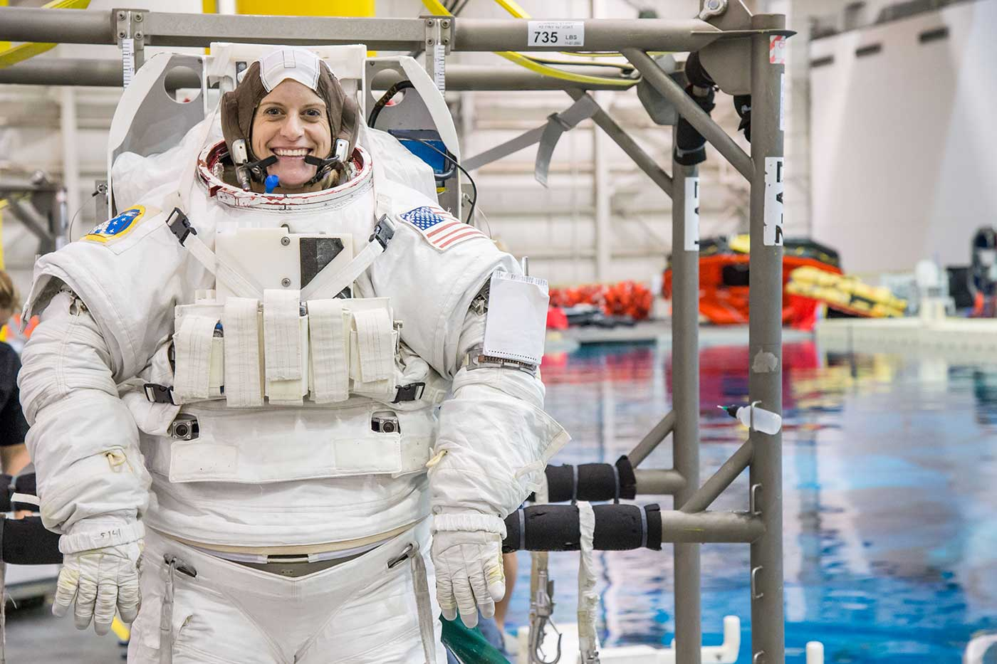 Image: NASA Astronaut Kate Rubins