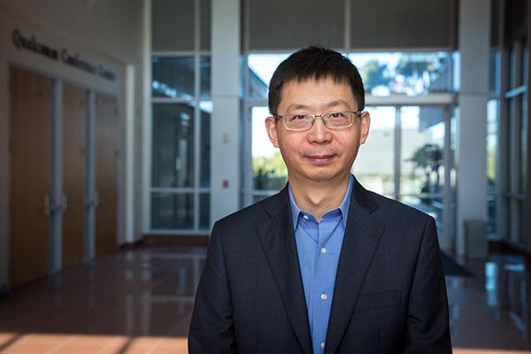 Professor Kun Zhang is one of the corresponding authors of the July 21, 2020 Nature Communications and the chair of the UC San Diego Department of Bioengineering.